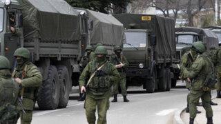 Noticias de las 7: Se agudiza la tensión militar y política entre Ucrania y Rusia