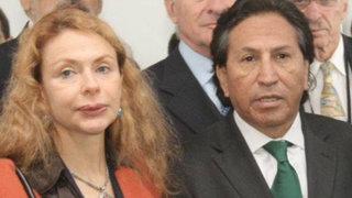 Alejandro Toledo y Eliane Karp declaran ante 48 Fiscalía Penal por Caso Ecoteva
