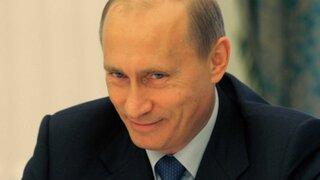 Vladímir Putin candidato al Nobel de la Paz