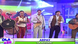 """El grupo Arpay presenta su nueva producción musical """"Alajjpacha Marka"""""""