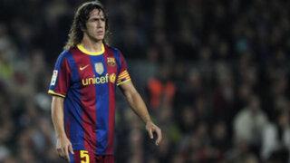 Anunció su adiós: Carles Puyol dejará el Barcelona a fin de temporada