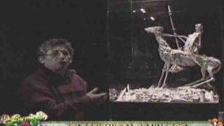 Enemigos Públicos: conozca a Jesús Venero, el escultor óseo del Cusco