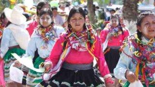 Caraz: Enemigos Públicos en las celebraciones del Carnaval Huaylino