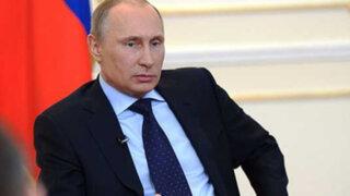 Vladímir Putin: Sanciones de la UE y EEUU a Rusia afectarán a todos