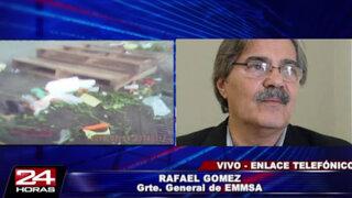 Emmsa: licencia del Mercado de Santa Anita está en proceso de renovación
