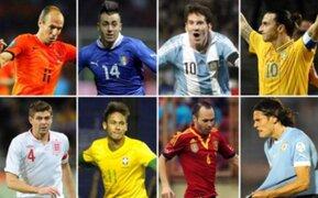 Fecha FIFA: resultados y todos los goles de los amistosos internacionales