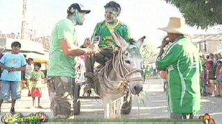 Enemigos Públicos y las celebraciones de los carnavales en la calurosa Piura