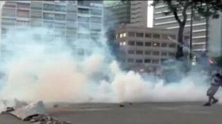 Ya suman 20 víctimas mortales por la violencia en Venezuela