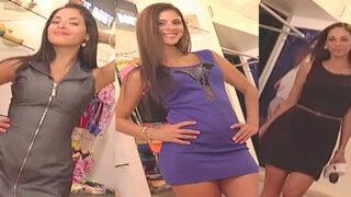 Andrea Luna modelan los vestidos perfectos para esta temporada y toda ocasión
