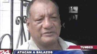 Tumbes: extorsionadores disparan contra vivienda de presidente del IPD