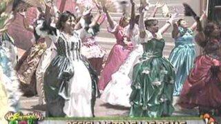 Las internas de penal de Chorrillos celebran el Día Internacional de la Mujer