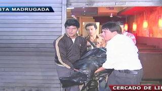 Hornero murió electrocutado en una pollería del Centro de Lima