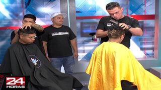 Peluqueros se enfrentarán en esperada 'Batalla de los barberos urbanos'