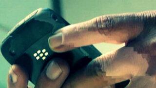 Presos en penal de Trujillo utilizaban señal Wifi clandestina para planear secuestros