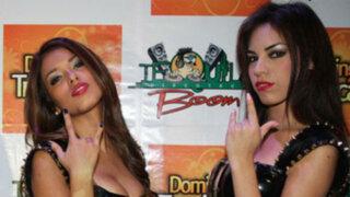 Shirley vs Aída: modelos desfilaron juntas en discoteca de Comas