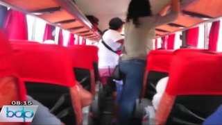 Denuncian que informalidad en buses interprovinciales continúa y se acrecenta
