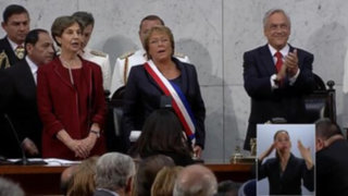 Chile: Michelle Bachelet asume segundo mandato en medio de gran expectativa