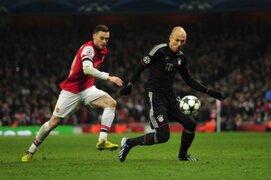 Champions League: Bayern Múnich buscará asegurar clasificación ante el Arsenal