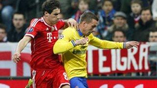 Bayern Múnich y Atlético de Madrid ya están en cuartos de la Champions