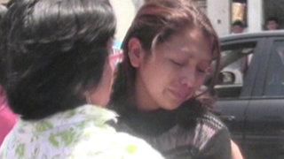 Niños que murieron envenenados por su padre son trasladados a Trujillo