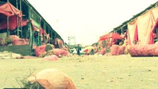 Municipalidad de Lima declaró 'foco infeccioso' al ex mercado de La Parada