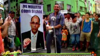 Enemigos Públicos: la molestia de los ciudadanos al estilo Pablo Secada