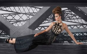 Diseñador de modas Carlos Vigil cuenta detalles del desfile de modas en Dubai