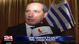 Presentan Cámara Binacional de Comercio Peruano Uruguaya