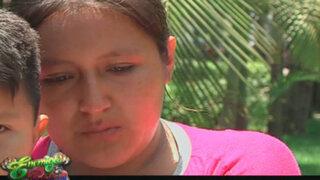 Mujer Coraje: Judith y su lucha incansable por el 'angelito' que iluminó su vida