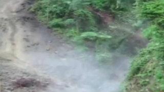 Cusco: distrito de Yanatile es declarado en emergencia por fuertes lluvias