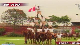 Unidad de la Policía Montada del Potao cumple 84 años al servicio del Perú