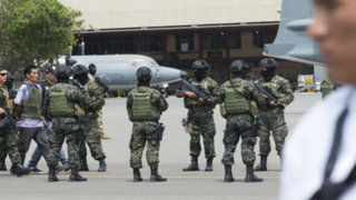 Operativo logró capturar a alto mando de Sendero Luminoso en el Huallaga