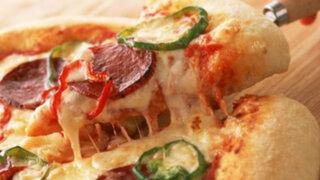 Esta es la fórmula matemática para hacer la pizza perfecta