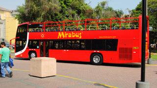 Noticias de las 7: turista inglesa sufre accidente en el Mirabus