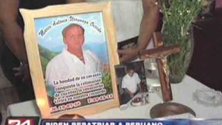 Familiares piden repatriar cuerpo de peruano que murió atropellado en EEUU