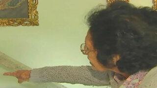 Miraflores: mujer de 80 años vive calvario en su hogar por construcción de edificio
