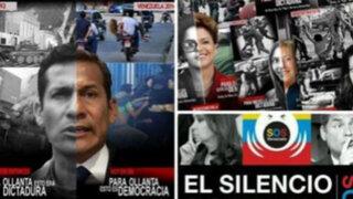 Venezuela: activistas denuncian inacción de presidentes ante violencia en su país
