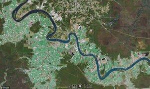 Las 10 fotos más impresionantes capturadas por Google Earth