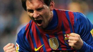 Messi se convirtió en el máximo goleador en la historia del Barcelona