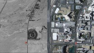 FOTOS: impactantes cambios en 10 ciudades captados por Google Earth