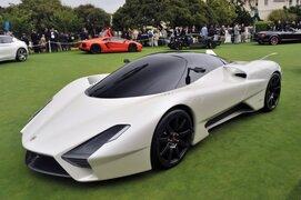 Velocidades increíbles: conoce los 10 autos más rápidos del mundo