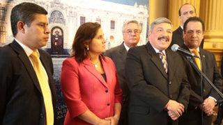 Beingolea: Si Nadine habla contra el premier Cornejo, el PPC se pondrá firme