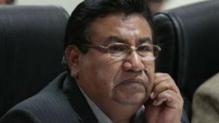 Sentencian por dos años de pena suspendida a congresista Yovera