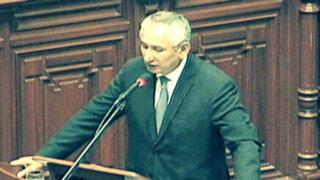 Premier Cornejo: Gobierno trabaja para que no exista extrema pobreza el 2021