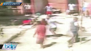 VIDEO: Golpean y denigran a internos de centro de rehabilitación en Piura