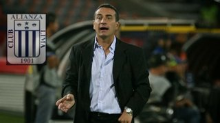 Alianza Lima: Guillermo Sanguinetti niega que su equipo juegue 'a la uruguaya'