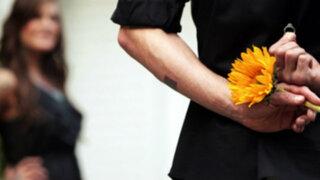 Un hombre puede enamorarse en sólo 8.2 segundos, afirma estudio