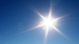 Hoy se inició el otoño con 30 grados de temperatura