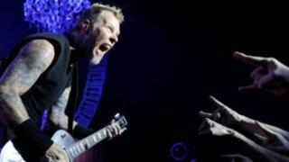 Éstas son las canciones con las que Metallica remecerá el Nacional esta noche