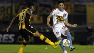 Copa Libertadores: Hurtado fue figura en el triunfo de Peñarol 2-1 ante Arsenal